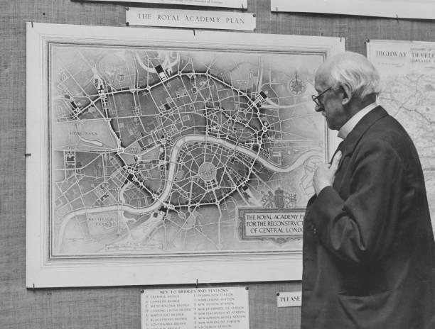Planning「Sir Edwin Lutyens」:写真・画像(1)[壁紙.com]