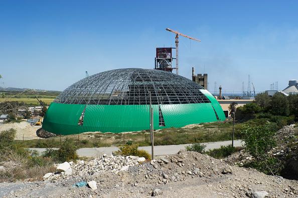 Republic Of Cyprus「Cyprus, Vassilikos heavy industry Cement works」:写真・画像(19)[壁紙.com]