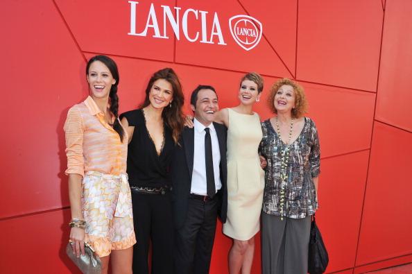 """Palazzo del Cinema「""""Maternity Blues"""" Premiere - 68th Venice Film Festival」:写真・画像(7)[壁紙.com]"""