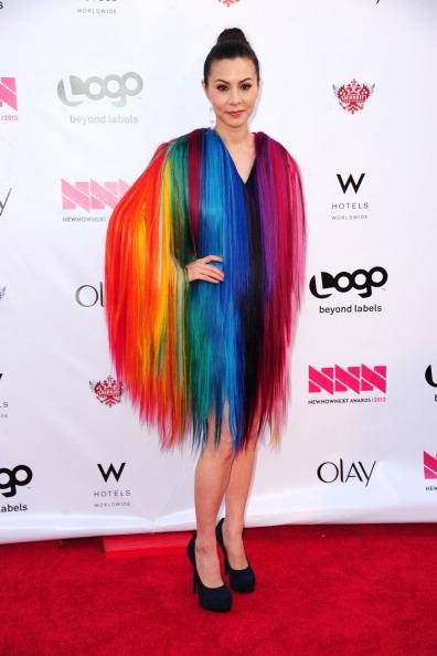 カラフル「Logo's 'NewNowNext Awards' 2012 - Arrivals」:写真・画像(19)[壁紙.com]