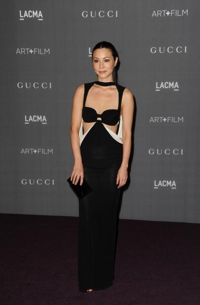 Cut Out Dress「LACMA 2012 Art + Film Gala - Arrivals」:写真・画像(9)[壁紙.com]