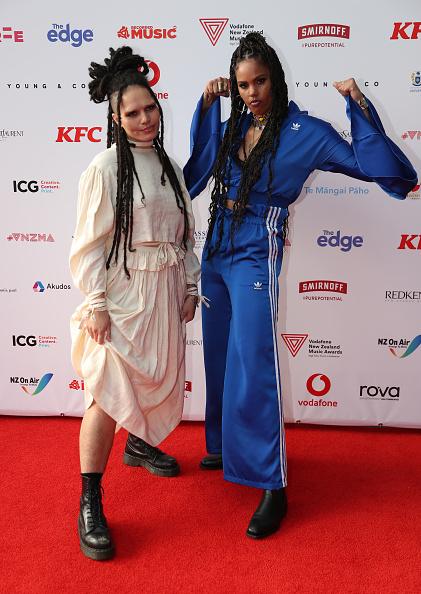 Blue Pants「2019 Vodafone New Zealand Music Awards - Arrivals」:写真・画像(6)[壁紙.com]
