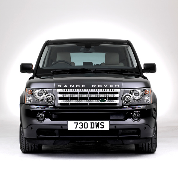 Black Color「2004 Range Rover Sport」:写真・画像(8)[壁紙.com]