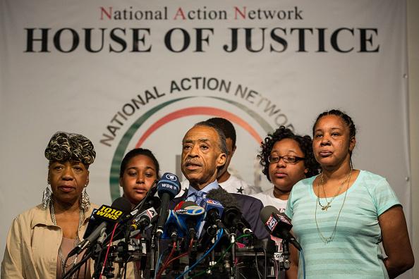 Responsibility「Family Of  Police Chokehold Death Victim Eric Garner Hold News Conference」:写真・画像(7)[壁紙.com]