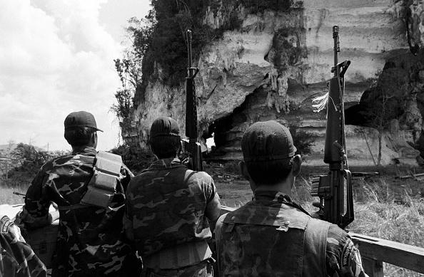 Hiding「Thai Border Police」:写真・画像(12)[壁紙.com]