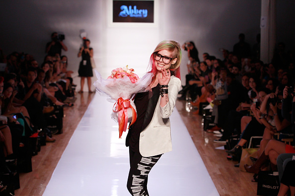 Green Hair「Abbey Dawn By Avril Lavigne - Runway - Spring 2013 Style360」:写真・画像(4)[壁紙.com]