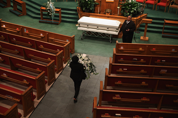 The Knife「Funeral Held For Baltimore Man Who Died While In Police Custody」:写真・画像(13)[壁紙.com]