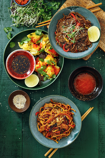 Chili Sauce「Various of Chinese dishes」:スマホ壁紙(4)