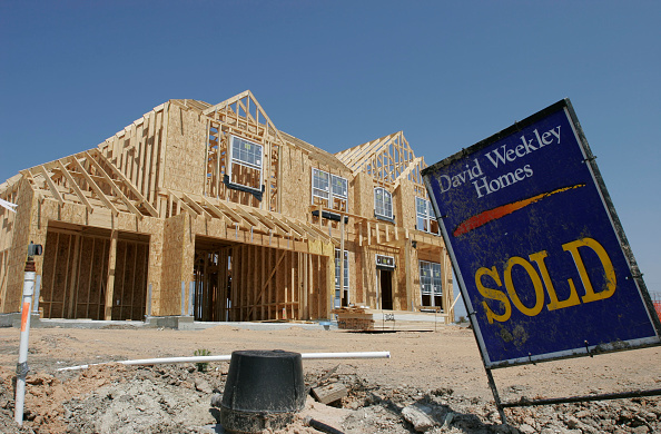 Home Ownership「New Home Construction Continues To Rise」:写真・画像(5)[壁紙.com]