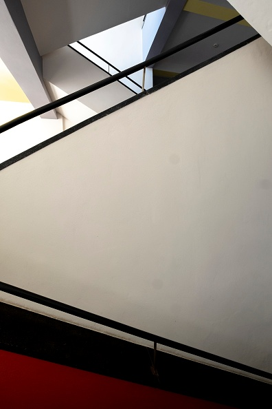 余白「Main Staircase. The Bauhaus Building」:写真・画像(15)[壁紙.com]