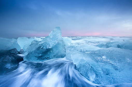 Lava「Diamond Beach, Iceland」:スマホ壁紙(18)