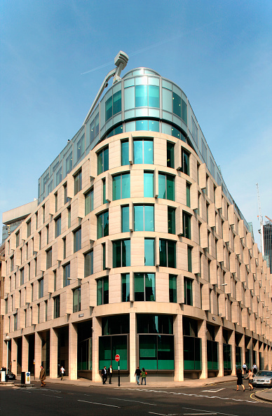 Sunny「London Offices」:写真・画像(1)[壁紙.com]