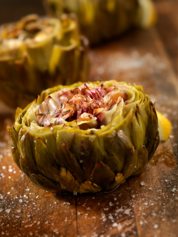 Garlic Clove「Roasted Artichoke」:スマホ壁紙(1)