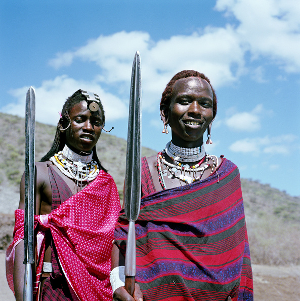 Necklace「The Maasai And The Tanzanian Drought」:写真・画像(10)[壁紙.com]