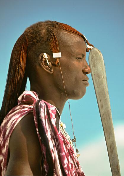 男性一人「Maasai Warrior」:写真・画像(6)[壁紙.com]