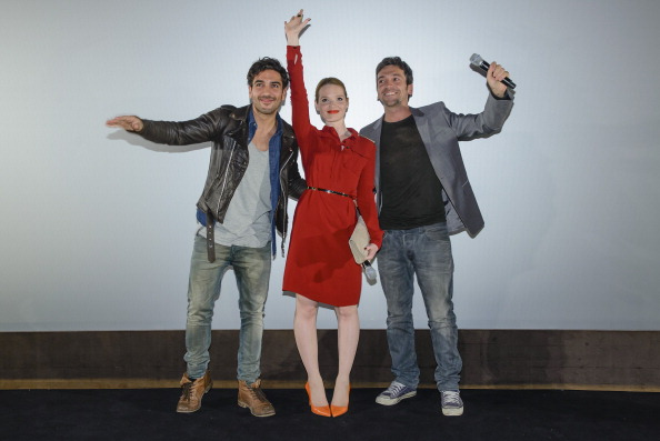 CineStar「'Fack Ju Gohte' Berlin Premiere」:写真・画像(5)[壁紙.com]