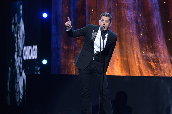 Theo Wargo「31st Annual Rock And Roll Hall Of Fame Induction Ceremony - Show」:写真・画像(14)[壁紙.com]
