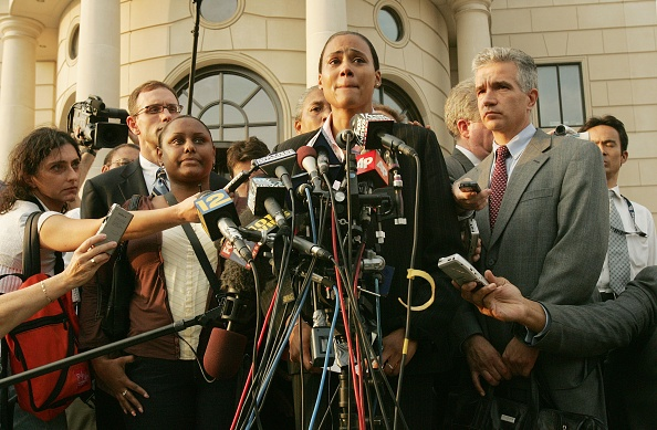 Marion Jones「Marion Jones Admits To Steroid Use And Lying To Federal Agents」:写真・画像(6)[壁紙.com]