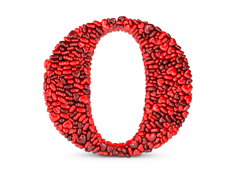 Zero「Heart Number 0」:スマホ壁紙(5)