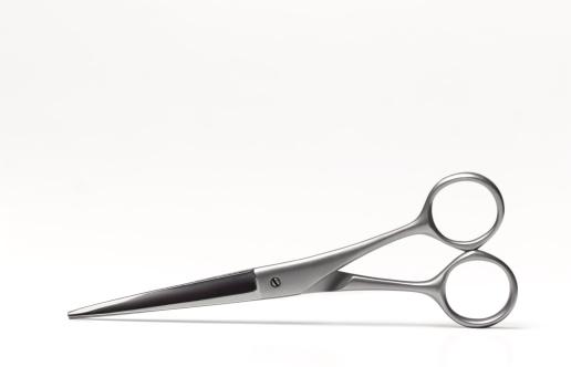 Scissors「Scissors on white background」:スマホ壁紙(18)
