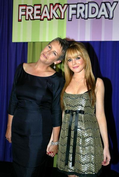 Disney「Jamie Lee Curtis, Lindsay Lohan」:写真・画像(8)[壁紙.com]