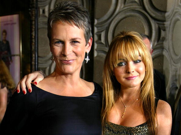 Bizarre「Jamie Lee Curtis, Lindsay Lohan」:写真・画像(11)[壁紙.com]