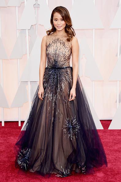 Sleeveless「87th Annual Academy Awards - Arrivals」:写真・画像(18)[壁紙.com]