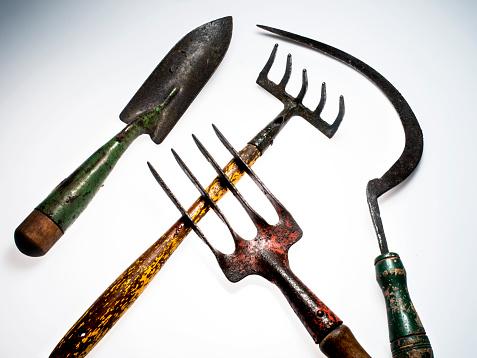 Gardening「Garden tools」:スマホ壁紙(12)