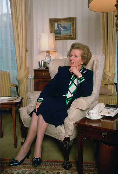 Relaxation「Margaret Thatcher in Downing Streeet」:写真・画像(15)[壁紙.com]