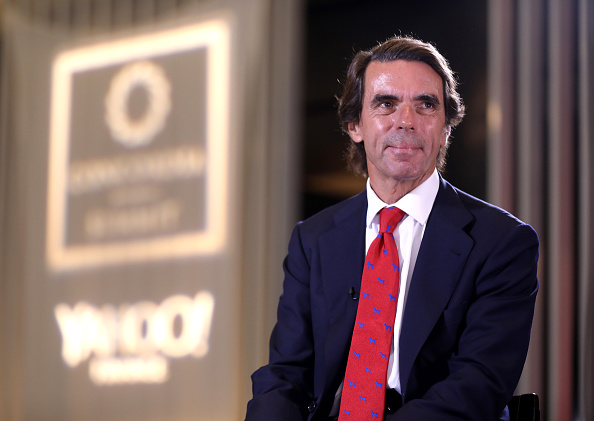 Jose Maria Aznar「2016 Concordia Summit Convenes World Leaders To Discuss The Power Of Partnerships - Day 2」:写真・画像(5)[壁紙.com]