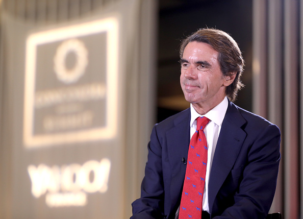 Jose Maria Aznar「2016 Concordia Summit Convenes World Leaders To Discuss The Power Of Partnerships - Day 2」:写真・画像(10)[壁紙.com]