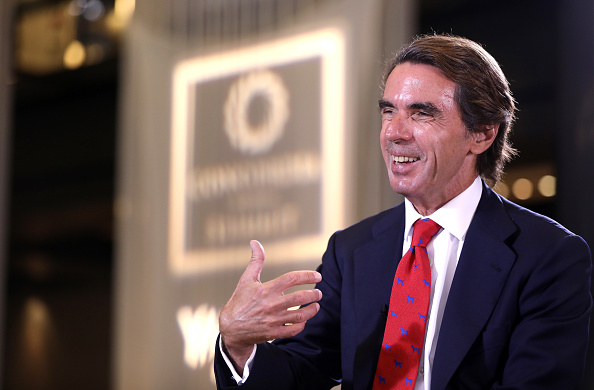 Jose Maria Aznar「2016 Concordia Summit Convenes World Leaders To Discuss The Power Of Partnerships - Day 2」:写真・画像(11)[壁紙.com]