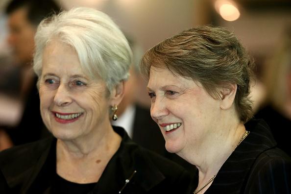 横位置「Croatian President Kolinda Grabar-Kitarovic Visits New Zealand」:写真・画像(4)[壁紙.com]