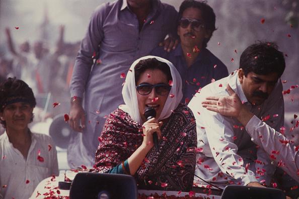 Petal「Benazir Bhutto」:写真・画像(8)[壁紙.com]