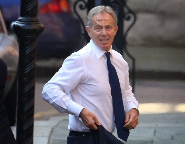 Corporate Business「Former Prime Minister Tony Blair Gives Evidence To The Leveson Inquiry」:写真・画像(9)[壁紙.com]