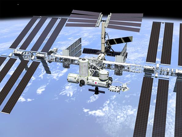 International Space Station「International Space Station」:写真・画像(0)[壁紙.com]