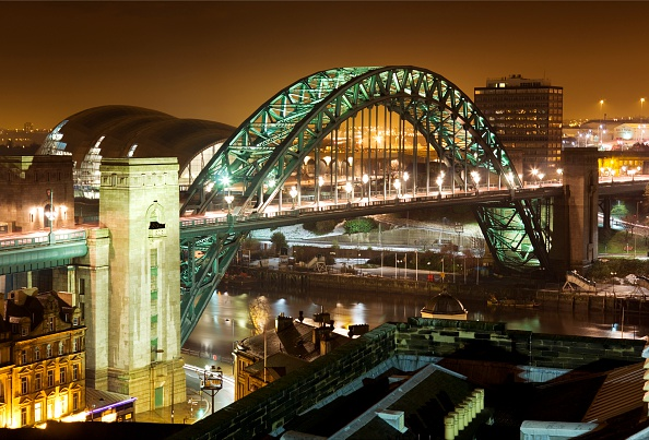 Architectural Feature「Tyne Bridge, Newcastle upon Tyne, 2008」:写真・画像(7)[壁紙.com]