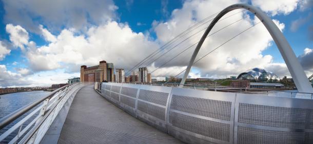 Footbridge「Millenium Bridge」:スマホ壁紙(11)