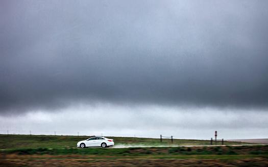 Rain「Driving in Kansas」:スマホ壁紙(13)