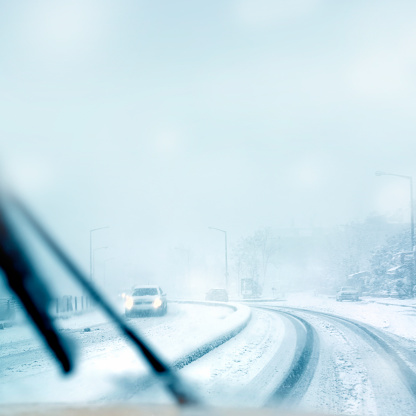 Avenue「driving in winter」:スマホ壁紙(15)