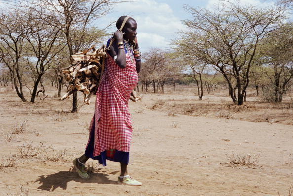 One Woman Only「The Maasai And The Tanzanian Drought」:写真・画像(4)[壁紙.com]