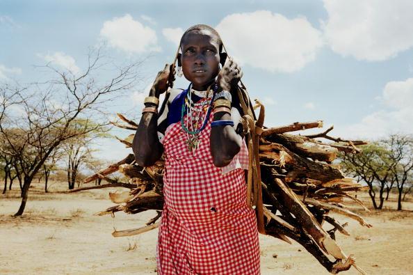 30-34 Years「The Maasai And The Tanzanian Drought」:写真・画像(12)[壁紙.com]