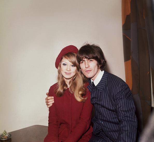ジョージ・ハリスン「Harrison And The Wife」:写真・画像(9)[壁紙.com]