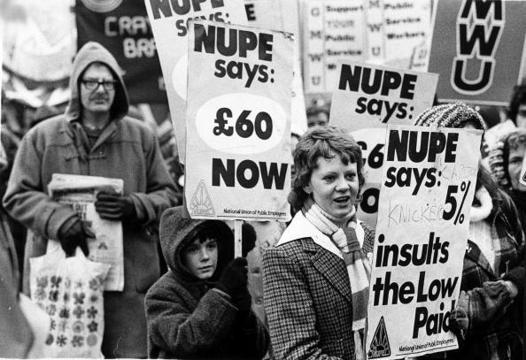Placard「NUPE Strike」:写真・画像(8)[壁紙.com]