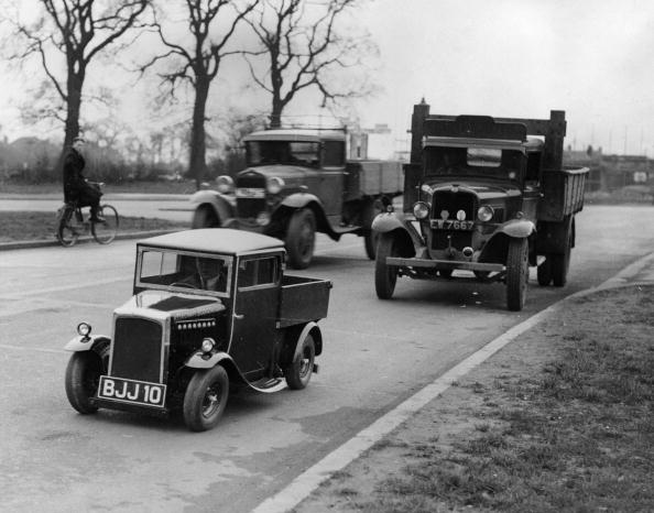 Bizarre Vehicle「Small Motor Lorry」:写真・画像(5)[壁紙.com]