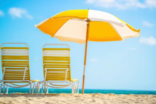 マイアミビーチ「ビーチのパラダイス」:スマホ壁紙(6)