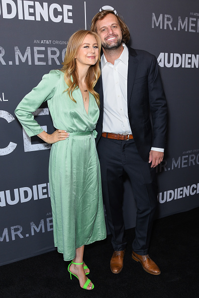 "Presley Ann「Photo Call For AT&T AUDIENCE Network's ""Mr. Mercedes"" Special SAG Screening」:写真・画像(3)[壁紙.com]"