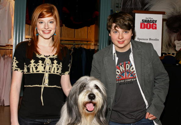ワールド・オブ・ディズニーストア「Walt Disney Pictures Presents The Stars Of 'The Shaggy Dog'」:写真・画像(18)[壁紙.com]