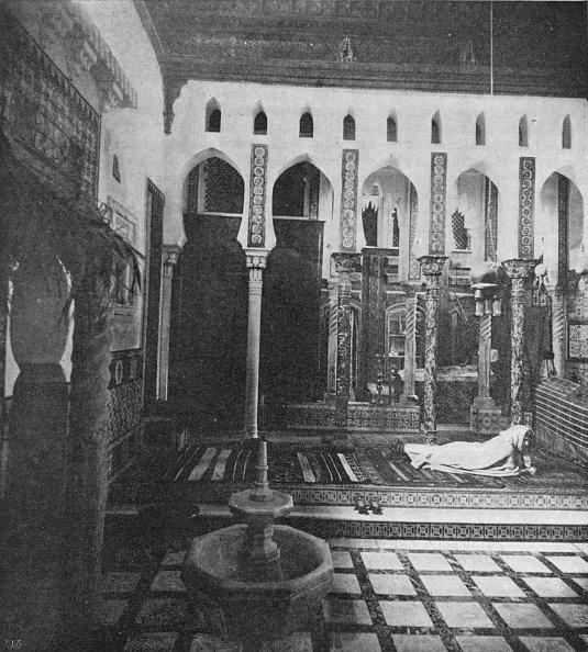Nouvelle-Aquitaine「Pierre Loti in his Mosque, c1895, (1903)」:写真・画像(5)[壁紙.com]