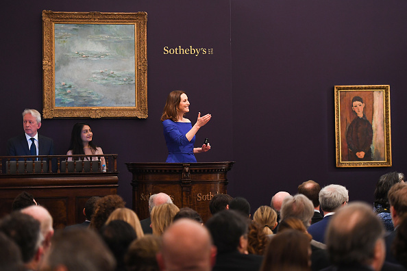 Sotheby's「Sotheby's Impressionist Art Evening Auction」:写真・画像(13)[壁紙.com]